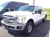 2013 Ford F-250 CREW CAB FX4 PACKAGE