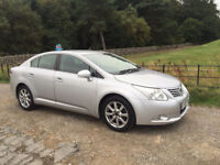 Excellent condition ,low mileage, doctor owned Toyota Avensis