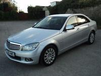 Mercedes-Benz C200 Kompressor 1.8 auto 1 lady owner Full Mercedes history