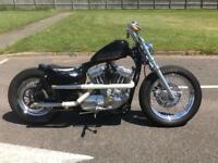 Harley Davidson sportster 883 bobber / chopper