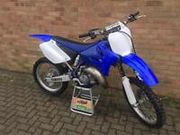 "Yamaha Yz 125 2t ""04 vgc ktm rm kx cr Mx moto x trials enduro"