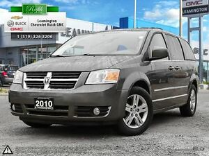 2010 Dodge Grand Caravan LOCALLY OWNED, GREAT FAMILY VEHICLE