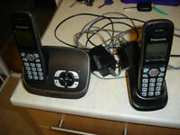 panasonic phones with answer machine