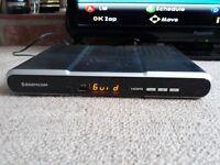 Sagem DTR64320T digital receiver/recorder