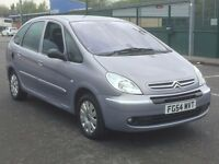 2005 CITREON XSARA PICASSO 2.0 HDI * 5 DR *MOT * S/HISTORY * PART EX * DELIVERY *