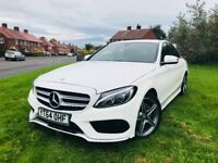 Mercedes Benz Amg Line Auto Diesel 170 BHP FULL Mercedes Benz Service History 2 keys & £30 TAX YEAR