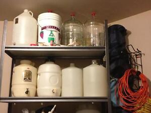 Wine Making Supplies - Food Grade Pails