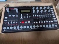 Elektron Analog Four A4 Synthesizer with 4-Voice Polyphonic CV Sequencer