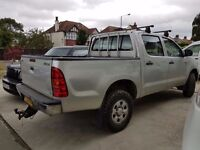 2007 - TOYOTA HILUX - Drives Great!!!