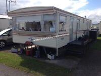3 Bedroom Caravan For Hire Towyn North Wales