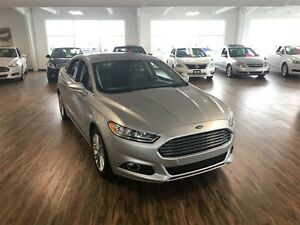 2016 Ford Fusion SE AWD  [lth/s-roof/nav]