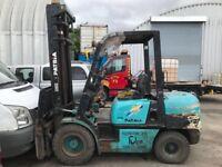 Forklift 3.5t patria diesel