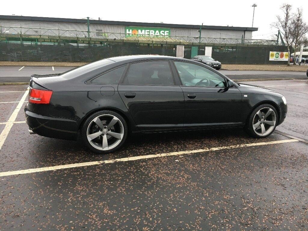 Audi A6 C6 S
