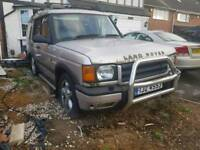 Landrover discovery 4.0 LPG