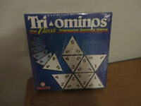 TRI-OMINOS BOARD GAME