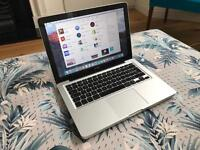 "Macbook 13"" - 2.4ghz core 2 duo late 2008"