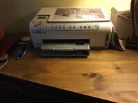 HP Printer C5180 copier and scanner