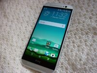 HTC One M8 - 16GB - Glacial Silver (EE)