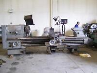 Metal Working VDF Lathe