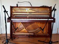 Piano Tuning Service 432 Hz - 440 Hz