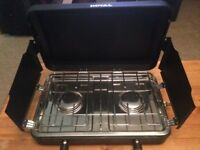 Royal gas hob/ cooker camping/ campervan