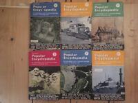 Newnes Popular Encyclopaedia complete set 38 issues