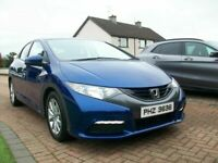 🔷🔹 2012 HONDA CIVIC 1.4i-VTEC SE 5 DOOR🔹🔷