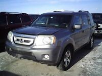 2009 Honda Pilot EX**ACCIDENT FREE** CERT & 3 YEARS WARRANTY INC