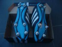 Adidas Goletto V football boots UK size 7 -NEW BOXED £15