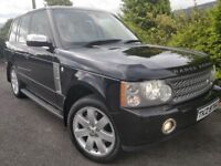 RANGE ROVER VOGUE TDV8 272BHP FULLY LOADED!! LIKE Q7 X5 DISCOVERY SHOGUN 4X4 RAV4 XTRAIL FREELANDER