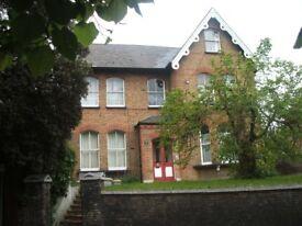 Bedsit room, Carshalton, large house,
