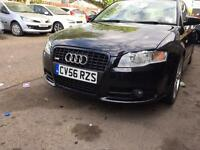 Audi A4 S Line 2.0 TDi Special Edition Manual 6 Speed Full Service Brilliant Condition