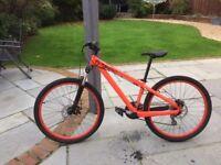 Scott Voltage YZ30 2013 MTB/jump bike