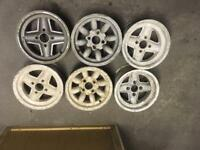 Rally wheels selection Sierra escort