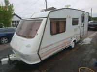 Elddis vogue 4 berth caravan