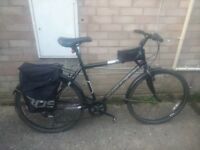 Mens bike with lots of Extras