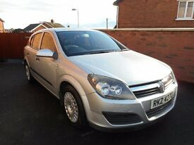 2005 vauxhall astra twinport{mot,timing belt done}6 months warranty}