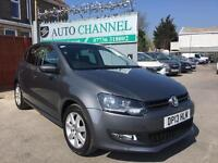 Volkswagen Polo 1.4 Match Edition DSG 5dr£6,395 p/x welcome 1 YEAR FREE WARRANTY. NEW MOT