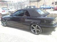 "18"" BMW - AC Schnitzer Alloy Wheels x 4"