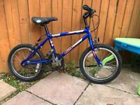 Two kids bikes 4-8yrs £18 for both.