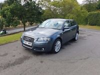 2007 Audi A3 1.9 TDI Sportback in great condition