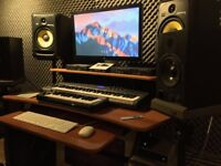 RECORDING STUDIO TO LET / HIRE