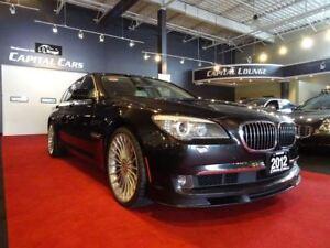 2012 BMW 7 Series ALPINA / X-DRIVE / NAVIGATION / NIGHT VISION
