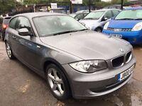 BMW 1 Series 2.0 118d Sport 3dr£5,495 . 1 YEAR FREE WARRANTY. NEW MOT