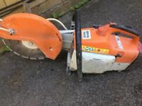 Stihl saw for sale with new blade