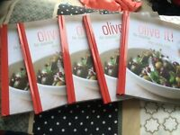Olive it! Cookbooks
