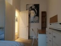 Bright Double room available. All Bills Included!