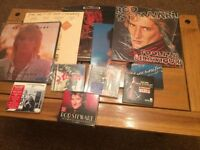 HUNDREDS OF CD'S AND ALBUMS INCLUDING ROD STEWART, MIKE OLDFIELD, ABBA, 70'S AND 80'S STUFF.