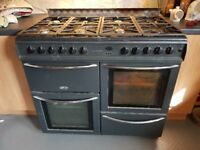 Belling country chief range cooker