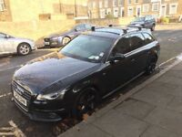 Audi A4 estate with very low mileage in great condition, lots of paper work and full service history